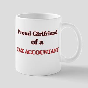 Proud Girlfriend of a Tax Accountant Mugs