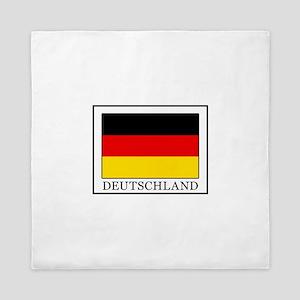 Deutschland Queen Duvet