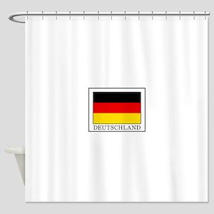 Deutschland Shower Curtain