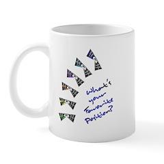 Favorite Position? (Follow) - Mug