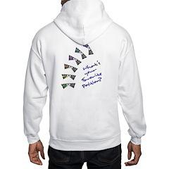 Favorite Position? (Follow) - Hooded Sweatshirt