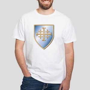 Kingdom of Jerusalem Cross T-Shirt