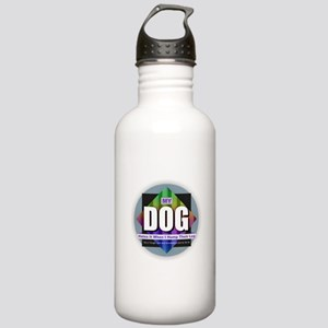 Dog Hates Humping Stainless Water Bottle 1.0L