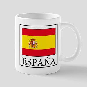 España Mugs