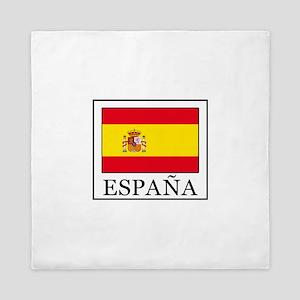 España Queen Duvet