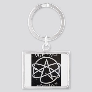 We Are Stardust Keychains
