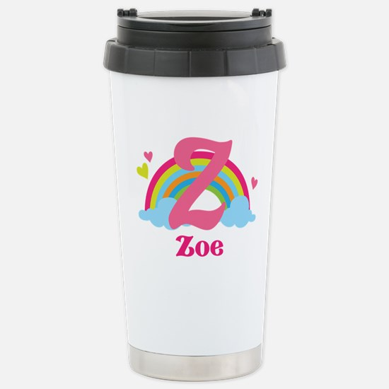 Personalized Z Monogram Mugs