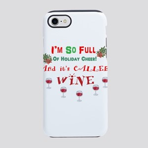 Holiday Cheer iPhone 8/7 Tough Case