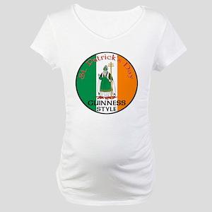 Guinness, St. Patrick's Day Maternity T-Shirt
