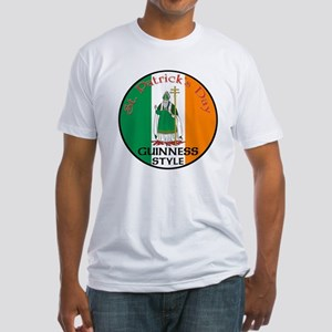 Guinness, St. Patrick's Day Fitted T-Shirt