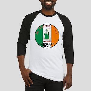 Guinness, St. Patrick's Day Baseball Jersey