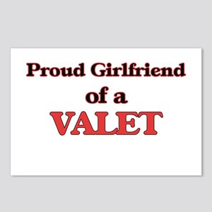 Proud Girlfriend of a Val Postcards (Package of 8)