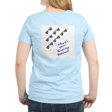 Favorite Position? (1x2x3) - Women's Light T-Shir