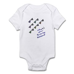 Favorite Position? (1x2x3) - Infant Bodysuit