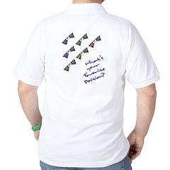 Favorite Position? (1x2x3) - Golf Shirt
