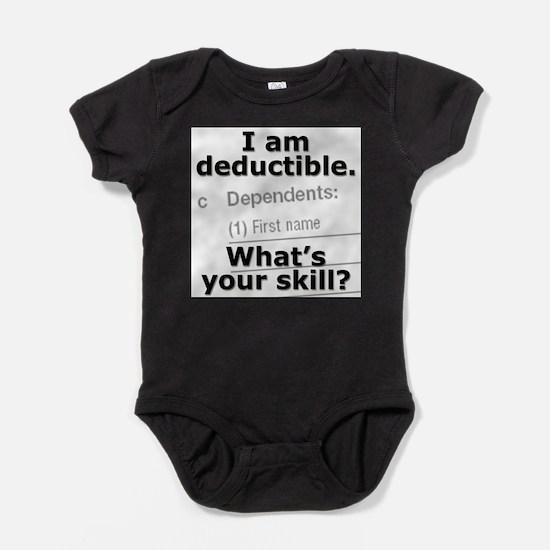 Cute Dependent Baby Bodysuit