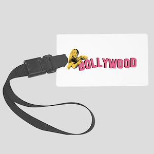 Bollywood Luggage Tag