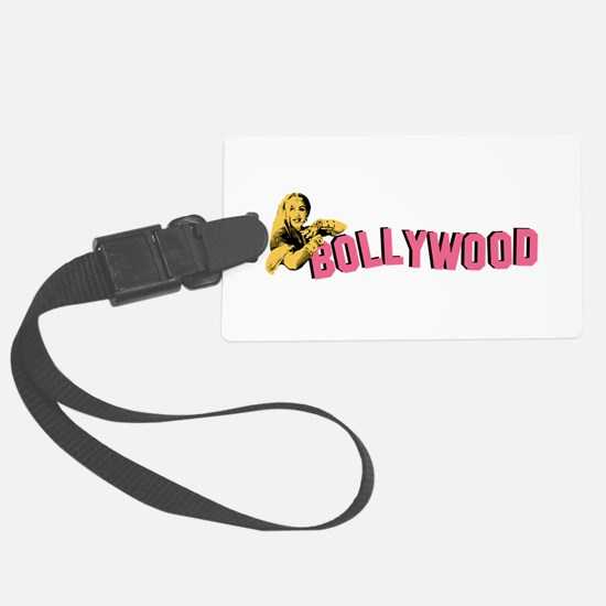 Bollywood Luggage Tag