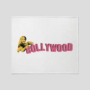 Bollywood Throw Blanket