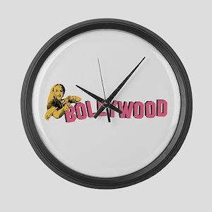 Bollywood Large Wall Clock