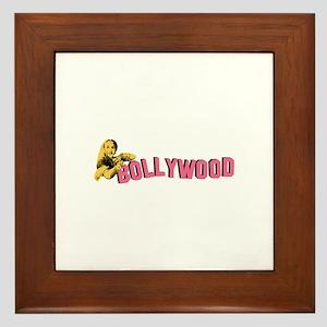 Bollywood Framed Tile