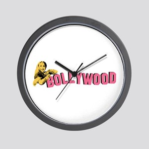 Bollywood Wall Clock