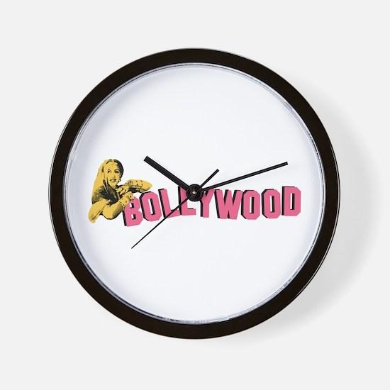 Bollywood Wall Clock