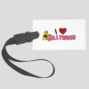 I Love Bollywood Luggage Tag