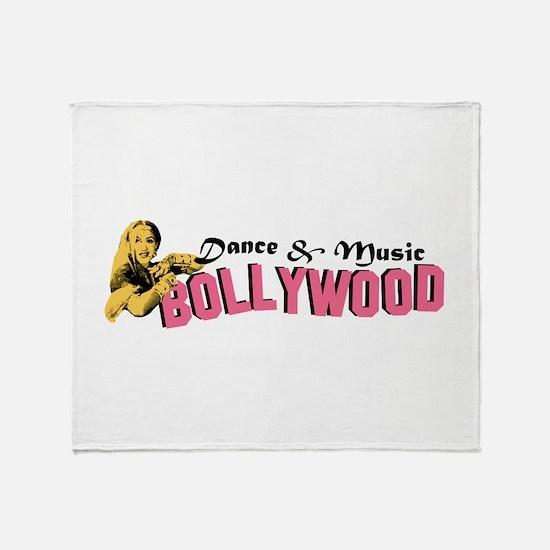 Dance & Music &# Throw Blanket