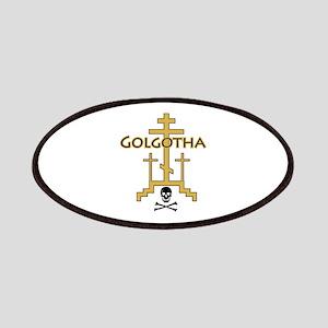 Golgotha Patch