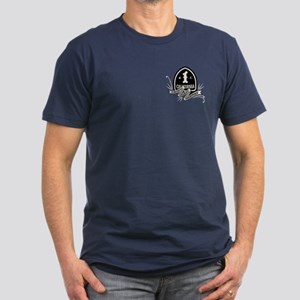 PCH -0216 Men's Fitted T-Shirt (dark)