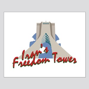 Irans Freedom Tower Posters