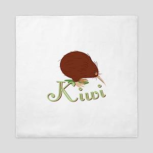 Kiwi Queen Duvet