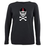 Lil' Spike CUSTOMIZED Plus Size Long Sleeve Tee