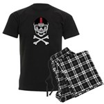 Lil' Spike CUSTOMIZED Men's Dark Pajamas