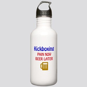 Kick Boxing Pain now B Stainless Water Bottle 1.0L