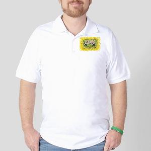 Mad Monkey Love Golf Shirt