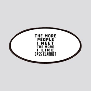 I Like More Bass Clarinet Patch