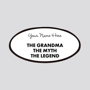 Custom Grandma Myth Legend Patch
