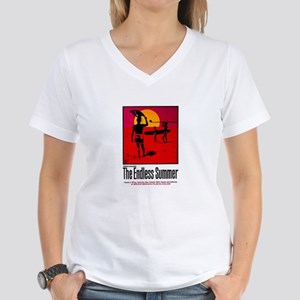 Endless Summer Sunset Women's Cap Sleeve T-Shirt