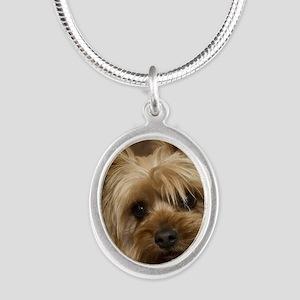 Yorkie Puppy Necklaces