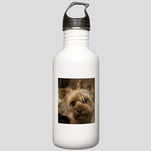 Yorkie Puppy Stainless Water Bottle 1.0L