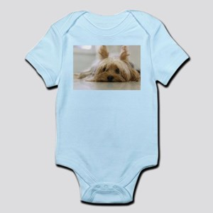 Cute Yorkie Baby Clothes Accessories Cafepress
