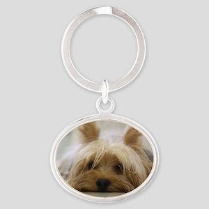 Yorkie Dog Keychains