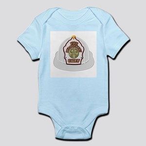 Traditional Fire Department Chief Helmet Body Suit