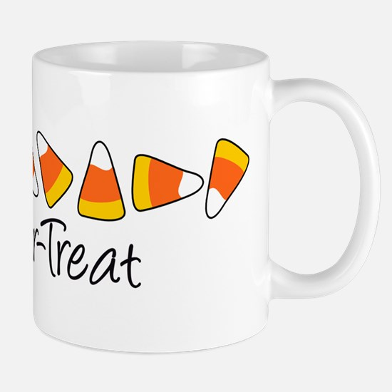 Trick-Or-Treat (Candy Corn) Mug