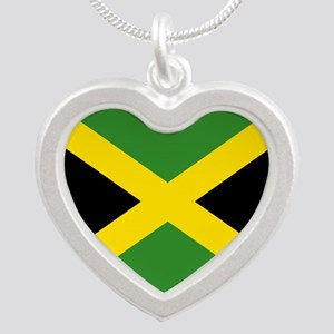 Jamaican Flag Necklaces