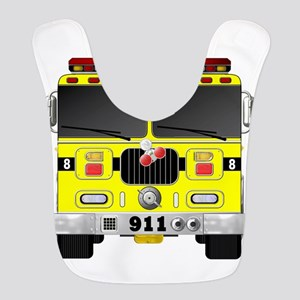 Fire Engine - Traditional fire engines front y Bib