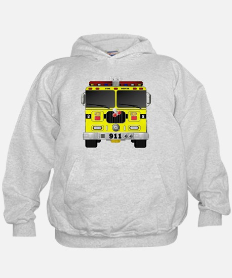 Fire Engine - Traditional fire engines Hoodie