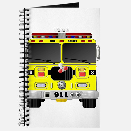 Fire Engine - Traditional fire engines fro Journal